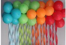 Birthday & Parties / by Brandee Sims