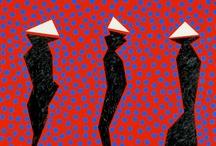 Inspiration / Global Art. Aboriginal Art.  Bird Art. Inspirational Art for Future Projects. / by Terri Irvin