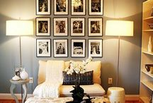 LIVE here (Living Room ideas) / by Misty Mathews
