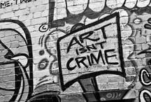 Street Art / by Terri Irvin