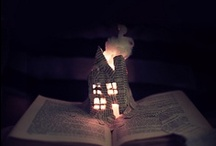 Book Art we <3 / by Antoine Online