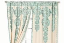 Window Treatments / Curtains, drapes, roman shades and more. All of our favorite window treatments in one place.