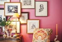 Decorated Walls / by Helen Audirsch