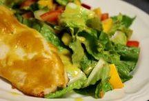 Delicious and healthy recipe ideas