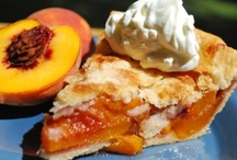 Just Peachy / Ruston peaches.... The sweetest!!! / by Helen Audirsch