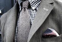 MEN'S STYLE / by Cheryl Bassett-Morgan