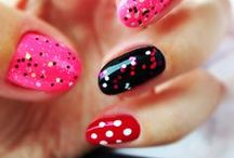 Nail color obsession... / by Paulina Friedel