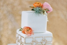 Wedding Cakes / by Susanna Tanner