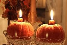 Fall Decorating / by Helen Audirsch