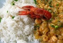 Louisiana Cuisine / by Helen Audirsch