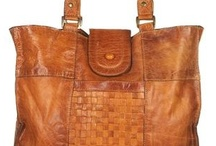 LEATHER / leather, product, fashion, shoes, bag, purse / by Ananda Kesler