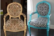 Before & After Furniture and Home Decor / DIY, craft, home decor, and furniture before and after inspiration! / by Dinah Wulf {DIY Inspired}