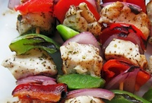 MEDITERRANEAN... Greek Foodie / Recent studies have concluded that following the Mediterrean way of eating reduces your risk of heart attack and stroke by 36%!  / by Helen Audirsch