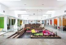 Interior meet & work