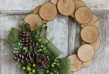 Christmas DIY Ideas / Christmas inspirations, decor, tutorials, crafts, and more! / by Dinah Wulf {DIY Inspired}