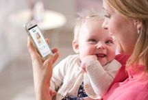 Mobile App for Mom & Kid / We share the mobile app inspiration for pregnancy tracking, baby caring and kid learning.