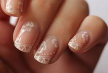 Wedding Nails / Have a look at some gorgeous nail art for your wedding day.