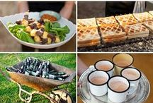 Braai Wedding / South Africans all love a braai. It is a fun time for everyone, the men bond around the fire, while the woman catch up.We even have a National #Braai day on the 24th of September every year. Its a perfect way to share your special day!
