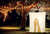 Wedding Photobooths & Backdrops / A wedding backdrop or photo booth is a really nice idea. It accentuates the theme, and gives a fun element to your wedding day.