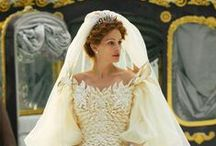 Wedding Dresses from the Movies / Let us take you on a journey through some feature film dresses. From the classic to the fun and exquisite.