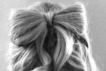 Heavenly Hair / Hair styles and colours
