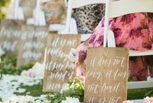 Down the Aisle / Weddings