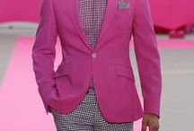 Men's fashion smart casual / sportief zakelijk
