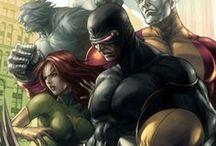 Marvel / Yeah I'm just one big Geek! :)