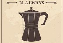 Coffee is always a good idea / by Shoespanish Fashion