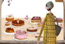 Ilustraciones y dibujos / by Shoespanish Fashion