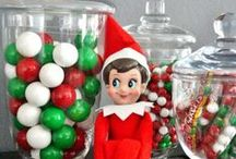 Best Elf on the Shelf Ideas / All things Elf on the Shelf including clever, easy, and unique ideas / by Dinah Wulf {DIY Inspired}