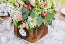 Centerpieces / by Jacqui Pacheco