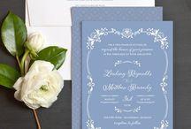 Wedding invitations/paper stuff / Paper stuff