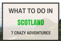 Scotland Travel Tips / This board covers tips on traveling to Scotland, including what to see, what to do, where to stay, and places to eat. Solo travel, couple travel, and family travel welcome.