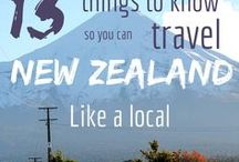 New Zealand Travel Tips / This board covers tips on traveling to New Zealand, including what to see, what to do, where to stay, and places to eat. Solo travel, couple travel, and family travel welcome.