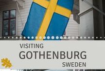 Sweden Travel Tips / This board covers tips on traveling to Sweden, including what to see, what to do, where to stay, and places to eat. Solo travel, couple travel, and family travel welcome.