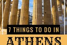 Greece Travel Tips / This board covers tips on traveling to Greece, including what to see, what to do, where to stay, and places to eat. Solo travel, couple travel, and family travel welcome.