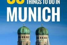 Germany Travel Tips / This board covers tips on traveling to Germany, including what to see, what to do, where to stay, and places to eat. Solo travel, couple travel, and family travel welcome.
