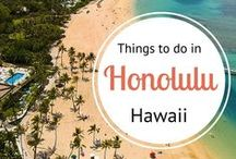 (USA) Hawaii Travel Tips / This board covers tips on traveling to Hawaii, including what to see, what to do, where to stay, and places to eat. Solo travel, couple travel, and family travel welcome.