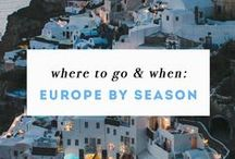 Europe Travel Tips / This board covers tips on traveling to European countries, including what to see, what to do, where to stay, and places to eat. Solo travel, couple travel, and family travel welcome.