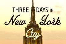 (USA) New York Travel Tips / This board covers tips on traveling to New York, including what to see, what to do, where to stay, and places to eat. Solo travel, couple travel, and family travel welcome.