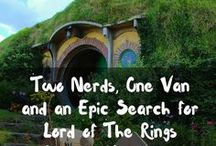 Nerd Travel Rocks / We're HUGE nerds. Are you? Here are some of the best nerd adventures, in pins and blog posts, that you can take around the world (including a few of our personal favorites, as well).