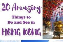 Hong Kong Travel Tips / This board covers tips on traveling to Hong Kong, including what to see, what to do, where to stay, and places to eat. Solo travel, couple travel, and family travel welcome.