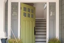 Curb Appeal / Home Exteriors / by House Revivals