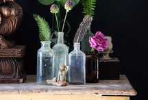decorating ideas/for the home / by Brittany Horton