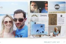 Crafty Collector // Projectlife / #projectlife #document #scrapbook #journal
