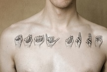 coolest tattoos / by Faith Irvin