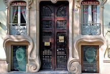 the beauty of doors....