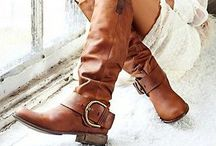 ~these boots are made for...