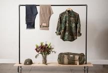 Clothing & Apparell / by Adam Lingwall